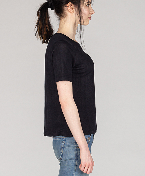 Koszulka damska z konopi
